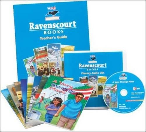 Corrective Reading, Ravenscourt Reaching Goals Fluency Audio CD Pkg. (CORRECTIVE READING DECODING SERIES) by McGraw-Hill Education