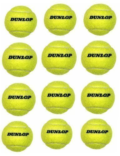 Tennis Ball Cupcake Toppers decorations product image