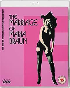 The Marriage of Maria Braun [Blu-ray Region B Import -UK]