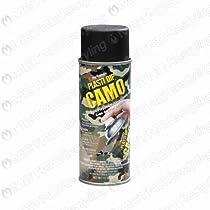 Performix PLASTI DIP Intl. Mulit-Purpose Rubber Coating Spray CAMO BLACK 11oz