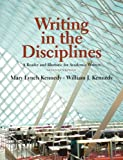 Writing in the Disciplines 9780205726622
