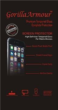 Gorilla Armour Premium Tempered Glass for Samsung Galaxy S6 Edge Screen guards
