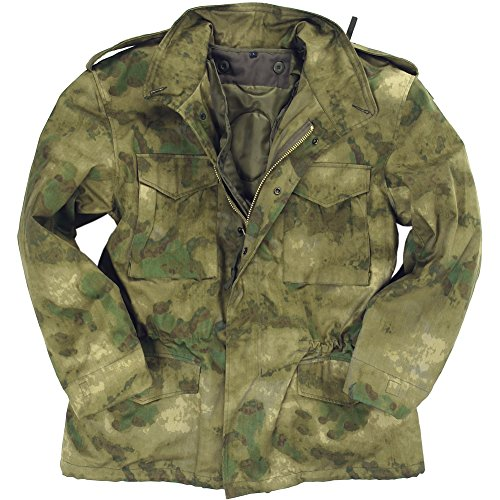 Mil-Tec Men's Classic US M65 Jacket MIL-TACS FG size, used for sale  Delivered anywhere in USA