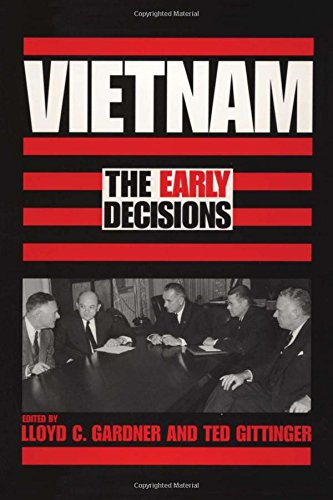 Download Vietnam: The Early Decisions pdf