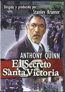 El secreto de santa victoria [DVD]