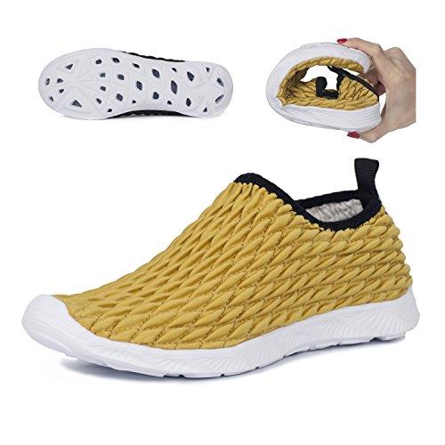 Playa de Muy Agua Hombres Secado Ligero de Zapatos Unisex R Hishoes Mujeres xpqaXwX8