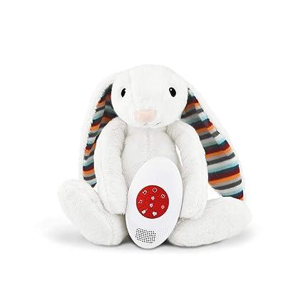 Zazu - Peluche musical con sonido de latido de corazón, BIBI The Bunny, color