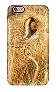 New Arrival Cover Case With Nice Design For Iphone 6- The Eye Of Lion