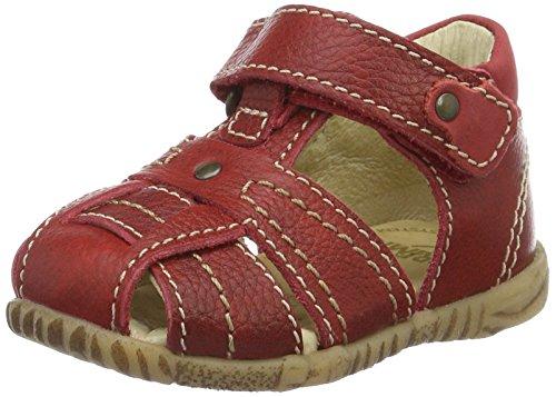 Primigi Pbf 7041, Botines de Senderismo para Bebés Rojo (Rosso)