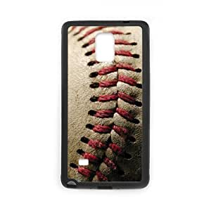 Custom Cell Phone Case for Samsung Galaxy Note 4 with Baseball shsu-1920820 at SHSHU wangjiang maoyi