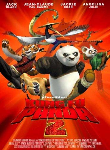 amazon kung fu panda 2 eムービーポスター11 x 17インチ 28 cm x 44