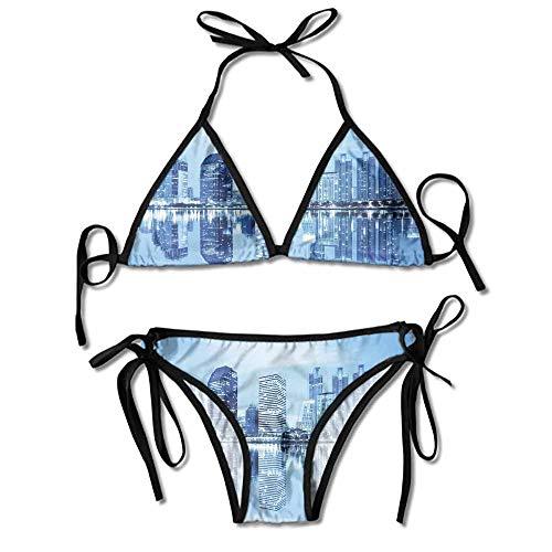 Custom Pattern Smoothies Simplicity Solid One Piece Swimsuit for Women
