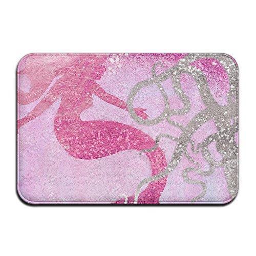 1 Piece Smart Dry Memory Foam Bath Kitchen Mat For Bathroom