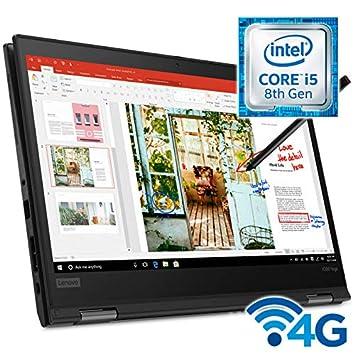 Lenovo ThinkPad X390 Yoga Negro - Híbrido 2 en 1-13.3 ...
