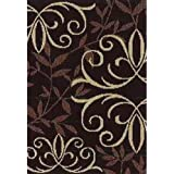 Amazoncom Better Homes and Gardens Iron Fleur Area Rug 31 X 45