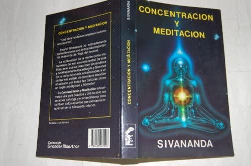 Concentracion y meditacion: Amazon.es: Swami Sivananda: Libros