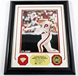 Sports Memorabilia Mike Schmidt Game Used Collection 500th HR Photo Bat Coin Highland Mint DF024878 - MLB Game Used Bats