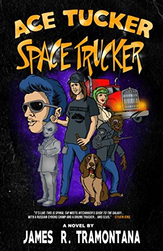 Ace Tucker Space Trucker ebook