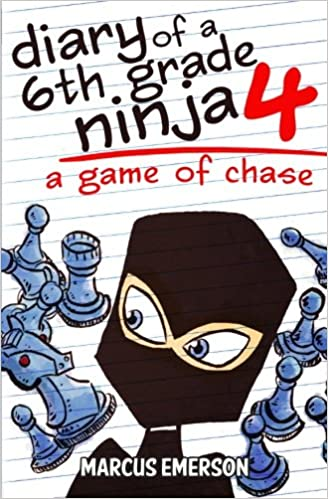 Amazon.com: Diary of a 6th Grade Ninja 4: A Game of Chase ...
