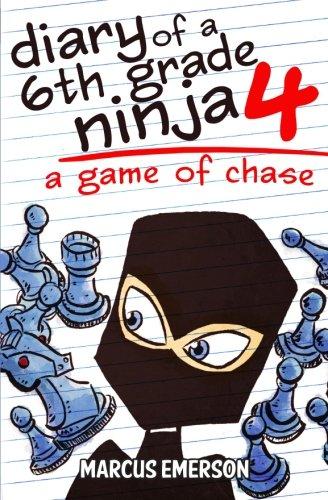 Diary 6th Grade Ninja Chase product image