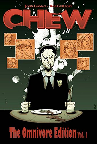 Chew Omnivore Edition  Vol  1