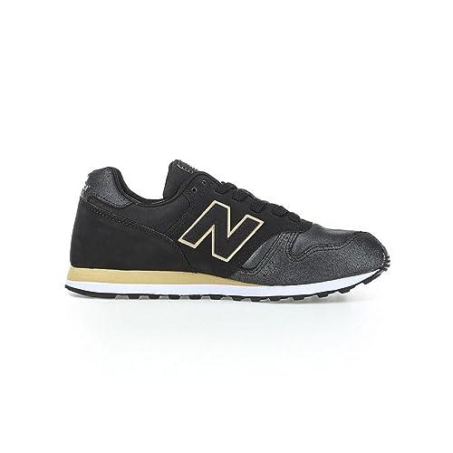 new style 5ecf5 5c592 New Balance, Sneaker Donna Nero Nero/Oro, Nero (Nero/Oro ...