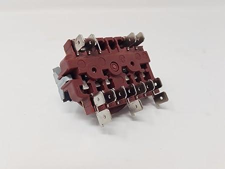SELECTOR Horno ELECTRICO TEKA 8 Posiciones 780603: Amazon.es: Hogar