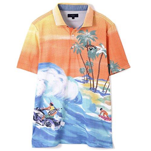 キャロウェイ アパレル キャロウェイ ゴルフ Callaway APPAREL メンズ ポロシャツ 241-8157508