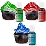 U.S. Cake Supply by Chefmaster Airbrush Cake Color Set - The 12 Most Popular Colors in 0.7 fl. oz. (20ml) Bottles 5 Chefmaster Airbrush Colors are highly concentrated edible airbrush food colors with superior strength and are the brightest and truest colors available Colors come in sealed bottles with easy-to-use flip-top dispenser bottles Achieve an endless spectrum of magnificent colors with these intermixable airbrush colors