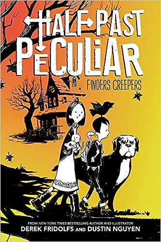 Finders Creepers (Half Past Peculiar, Book 1): Amazon.es ...