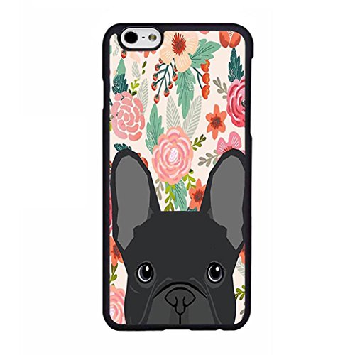 Women's Case for iPhone 6S, Angvander Retro French Bulldog Pattern Protective Case for iPhone 6, Snap On Tough Cute Design Hard Case for iPhone 6, iPhone -