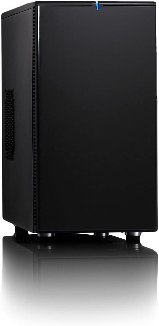 Fractal Design Define Mini - Caja de Ordenador de sobremesa microATX, Negro: Amazon.es: Informática
