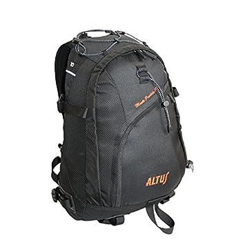 Altus Monte Perdido 30 - Mochila, unisex, color negro, talla única: Amazon.es: Deportes y aire libre