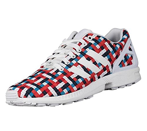 adidas, Sneaker uomo Red-Blue-White
