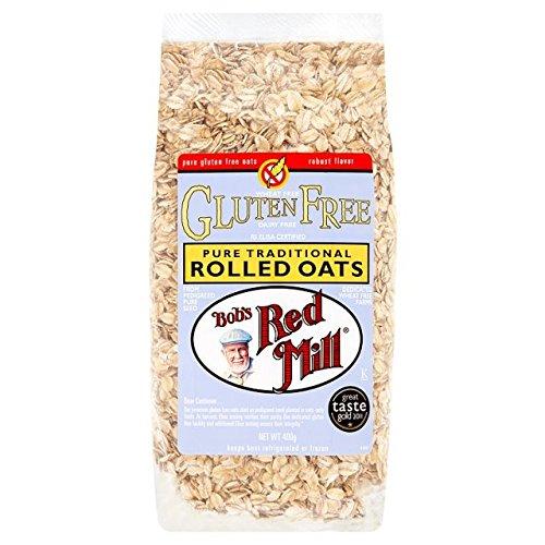 De Bob Red Mill Sin Gluten copos de avena 400 g: Amazon.es ...