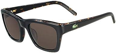 Lacoste Gafas de sol l645s 001 51 nuevo original unisex negro con estuche: Amazon.es: Ropa y accesorios