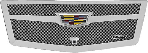 T-Rex Grilles 56183 Polished Grille (Cadillac - Precision Cadillac Escalade Grilles
