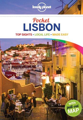 Lonely Planet Pocket Lisbon Travel