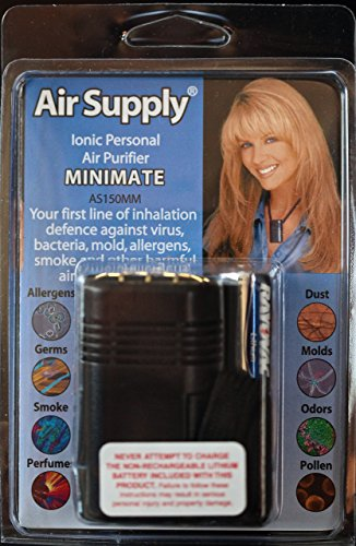 Wein Minimate AS150MM Air Supply Minimate Personal Air Purifier