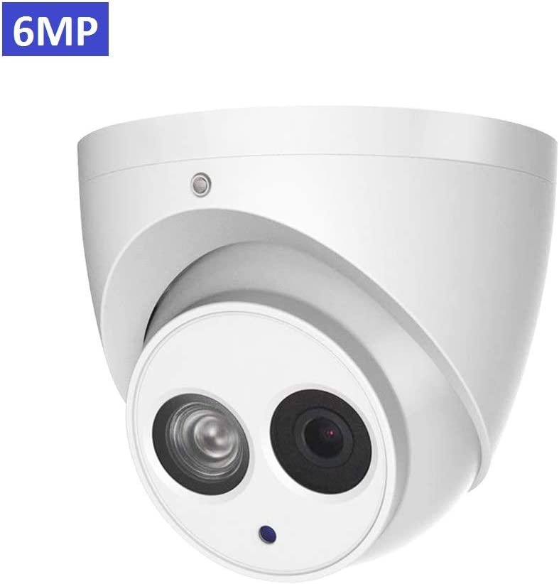 Ctronics WiFi Camera Outdoor, 1080P Wireless Security IP Camera with 110 Wide View, Two-Way Audio, Instant Notification of Motion Detection, 98ft Night Vision, White