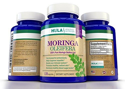 Pure Moringa Oleifera Miracle Himalayas product image
