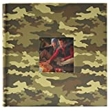 camouflage picture frame - 2UP FRAME FRONT CAMOFLAGE PHOTO ALBUM