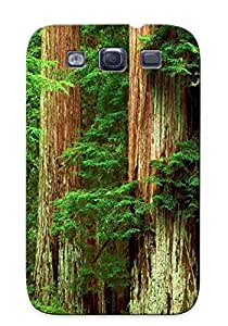New Cute Funny Ancient Giants, Big Basin Redwood State Park, California Case Cover/ Galaxy S3 Case Cover