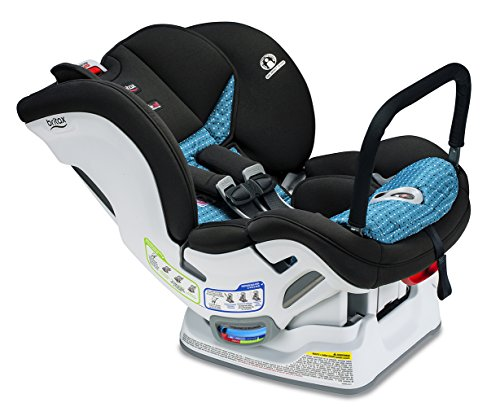 Britax Marathon ClickTight Anti-Rebound Bar Convertible Car Seat, Oasis