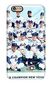 Snap-on New York Mets Case Cover Skin Compatible With Iphone 6