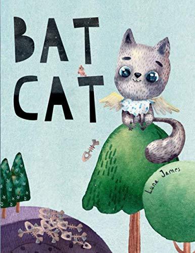A Bat's Halloween Celebration (Bat Cat)