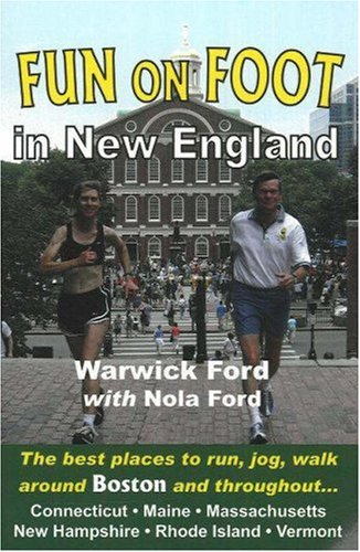 Download Fun on Foot in New England pdf