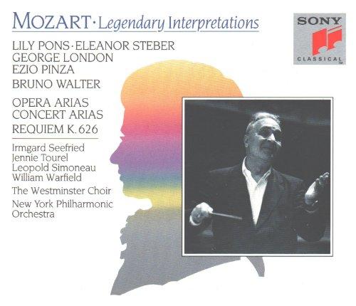 London Lily (Mozart Legendary Interpretations: Bruno Walter. Opera & Concert Arias; Requiem, K626)