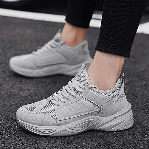 Chaussures Automne Tendance De Hommes Sport Et Sneakers Chaussures Mode Hiver NANXIEHO La Respirant Loisir 6Ydfxqw