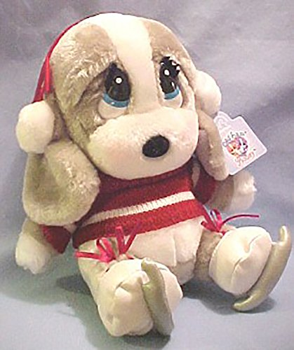 Used, Plush Sad Sam's Honey Basset Hound Dressed as Ice Skater for sale  Delivered anywhere in USA